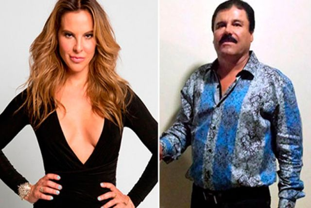 Kate del Castillo revelo tener miedo de ser agredida sexualmente por El Chapo
