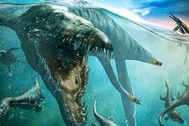 Científicos en Chile descubren dinosaurio mas peligroso que el T Rex