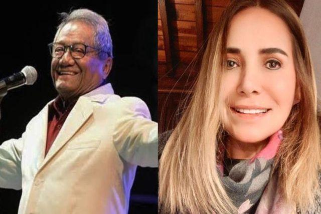 Tania Libertad afirma que Armando Manzanero  no creía en el coronavirus