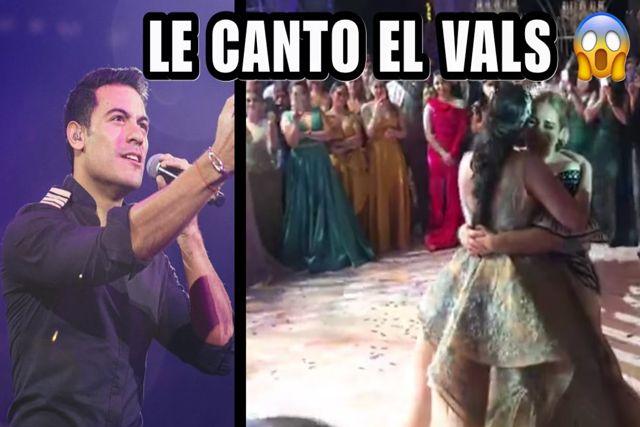 Fiesta-Covid: Critican a Carlos Rivera por cantar en fiesta  de XV años en Mazatlán