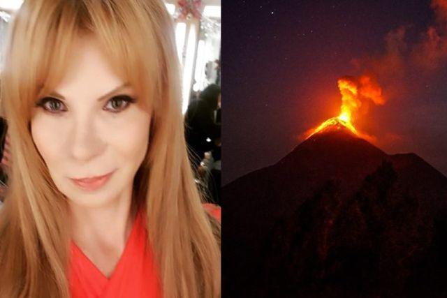 Predice Mhoni Vidente el nacimiento de un volcán en EU y fuertes sismos en México