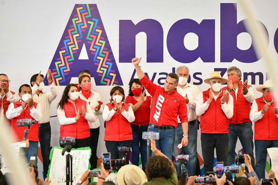 Anabell ávalos, mujer de compromiso, será la próxima gobernadora: Moreno