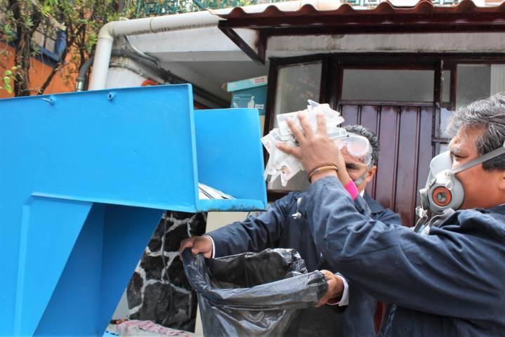 Pulverizó INE Tlaxcala 12 mil 389 formatos de credencial y credenciales para votar