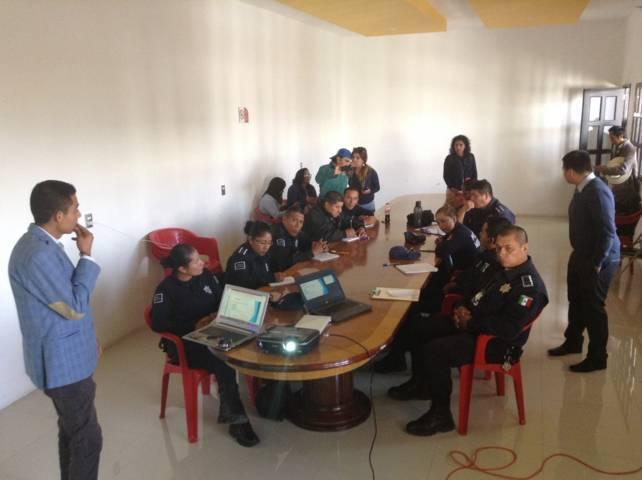 """Participa Xicohtzinco en la """"Mesa de coordinación para la construcción de la paz y seguridad regional III"""""""
