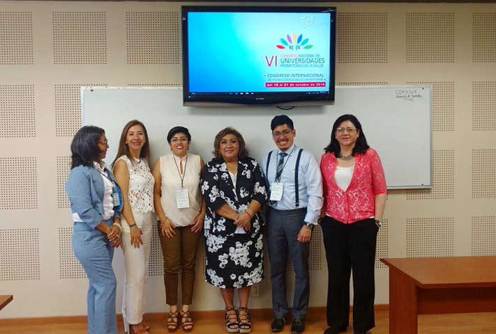 Participó UAT en Congresos Internacional y Nacional de Universidades Promotoras de la Salud