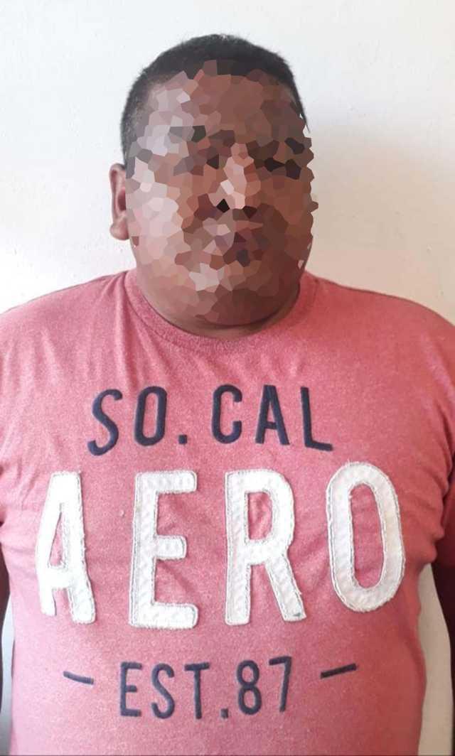 Policía Estatal detiene  en Zacatelco a una persona con droga