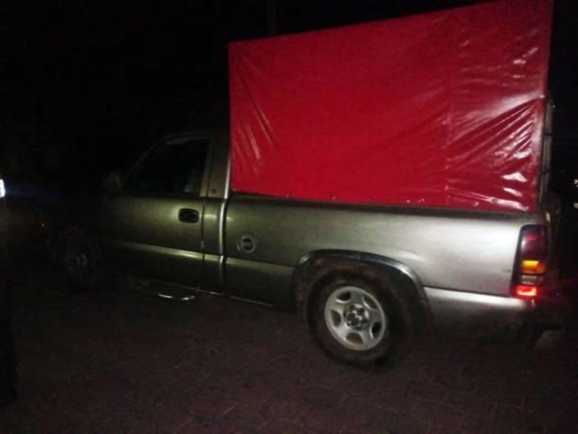 Aseguran a dos personas con combustible ilegal en San Pablo Del Monte