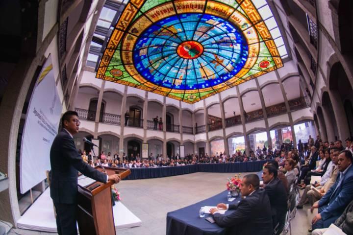 Se instala Comisión de Seguridad Pública del Congreso presidida por Covarrubias