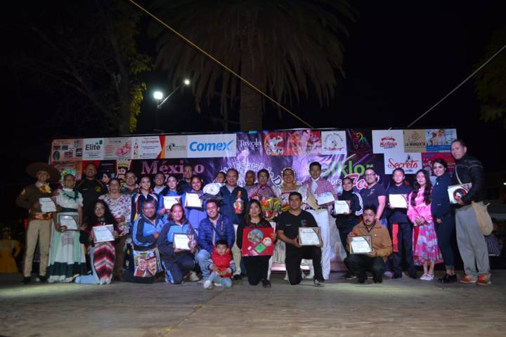 Un éxito el Folklor Fest Zacatelco 2018, realizado por la compañía de Danza Folklorica de Tlaxcala