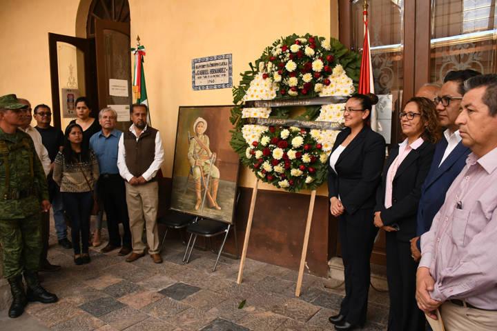 Debe Tlaxcala reconocer a Gabriel M. Hernández como un héroe nacional de la Revolución