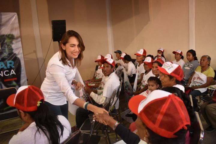 Mayores oportunidades para los jóvenes: Sandra Corona Padilla