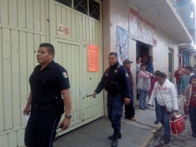 Nulo servicio de ambulancia en San Cosme Xaloztoc