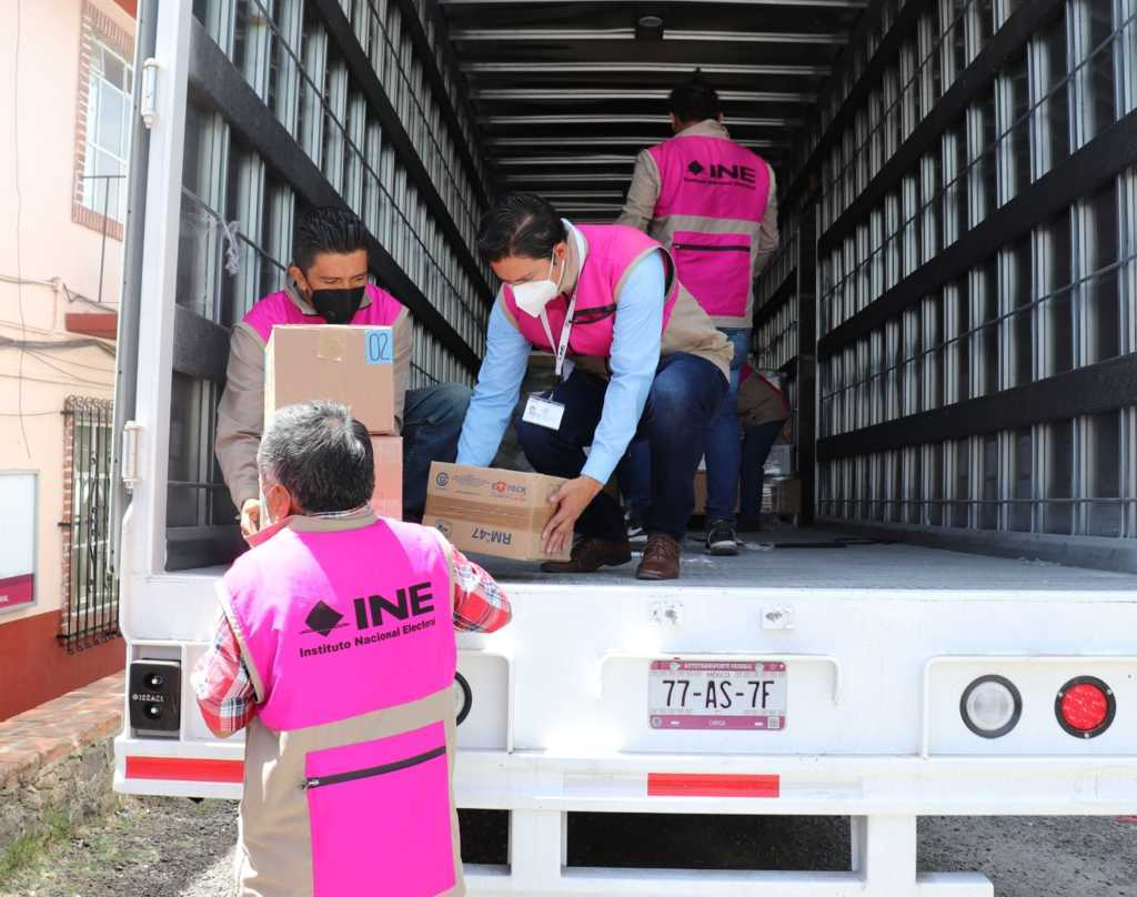 Millonaria consulta popular se encuentra lista para realizarse en Tlaxcala