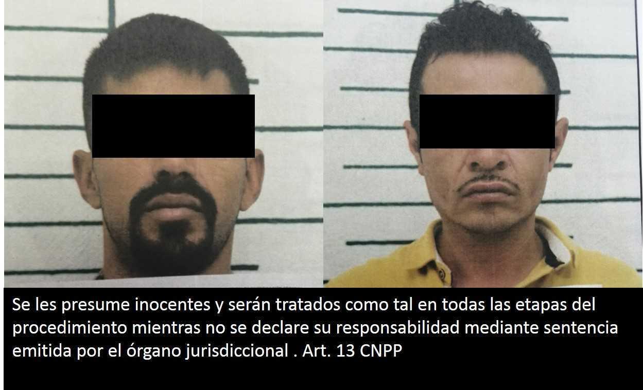 Obtiene FGR vinculación a proceso contra dos personas por secuestro y robo agravado