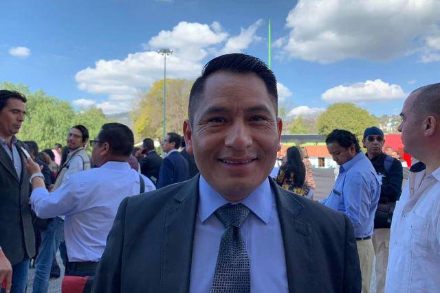 Oscar Pérez estricto en la aplicación de las medidas preventivas por el covid