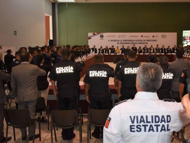 Cercanía con la ciudadanía de Zacatelco, rinde frutos en materia de seguridad