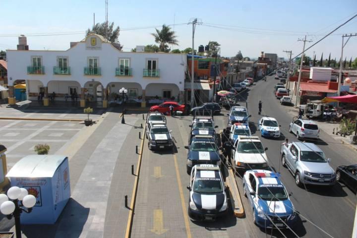 Municipios del sur suman esfuerzos para resguardar la integridad física de las personas