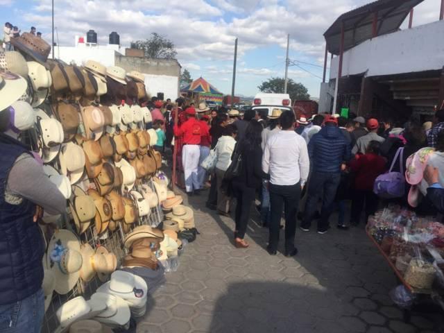 Con una corrida de toros concluye la feria de San Andrés