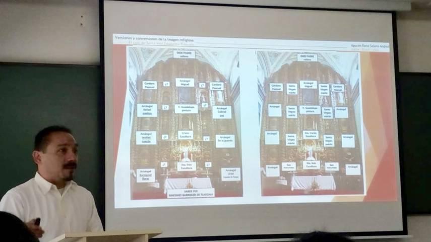 En España, Exponen Patrimonio y Memoria de Zacatelco