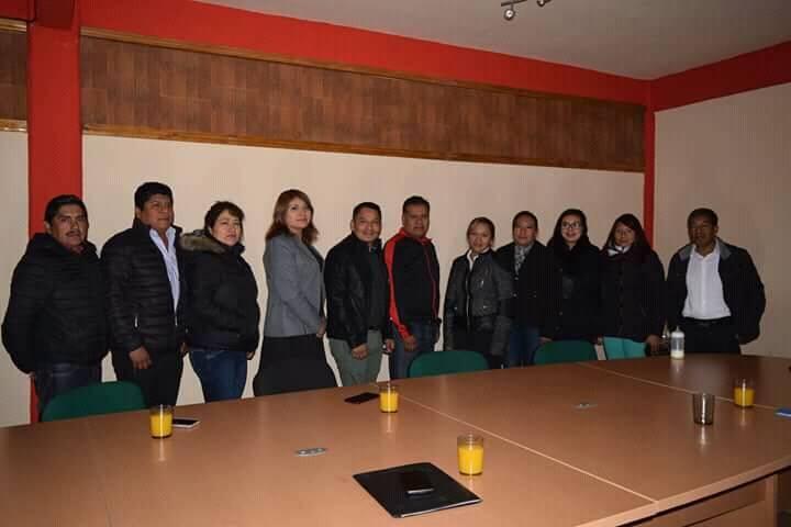 Quilehtla fue cede del encuentro regional de Síndicos Municipales