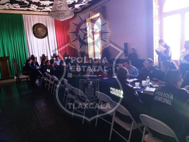 La CES participó en la reunión interestatal fronteriza en Calpulalpan