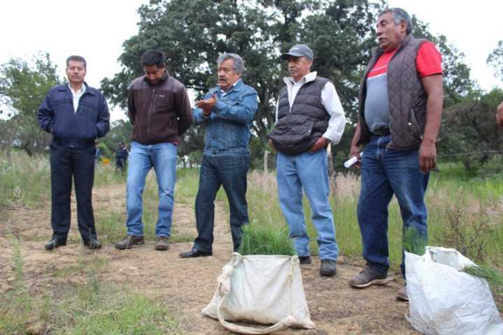 Alcalde beneficia a Atotonilco y Jilotepec con empleo temporal 2019