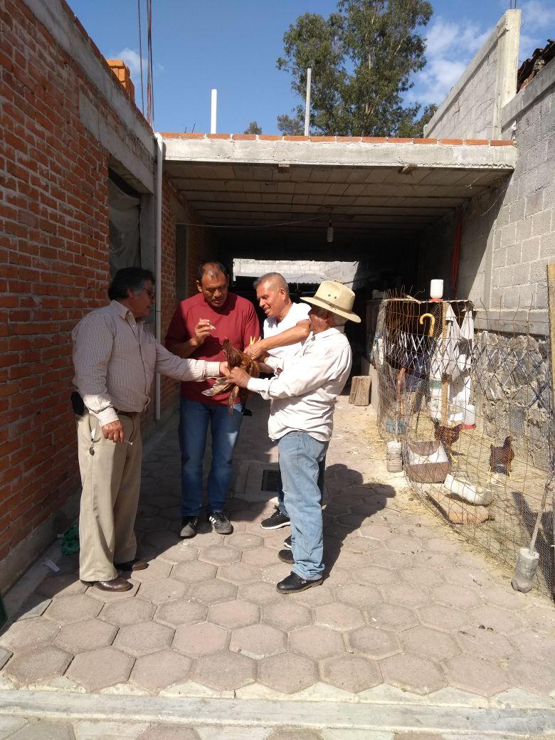 Arrancan cursos de capacitación agropecuaria en Texóloc