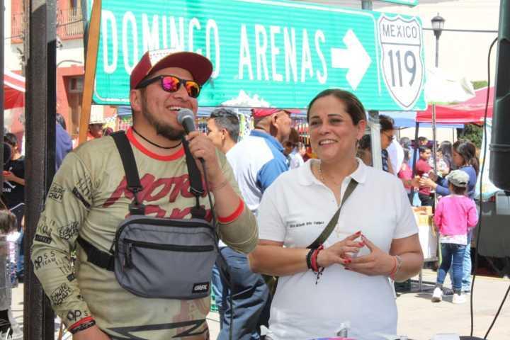 Michaelle Brito una diputada del pueblo: Habitantes