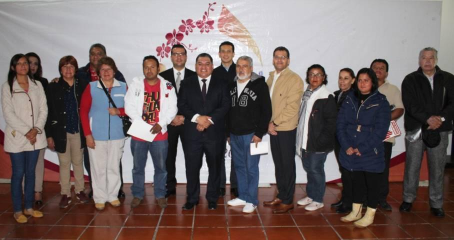 Con estos 4 comités vecinales fortalecemos la seguridad en el municipio: alcalde