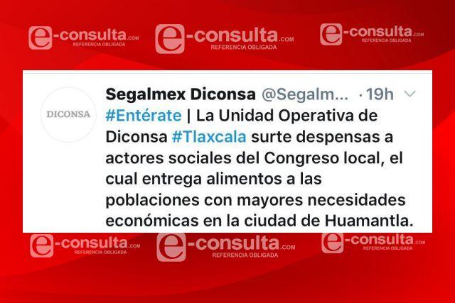 Contribuye Congreso de Tlaxcala al desarrollo económico de productores mexicanos