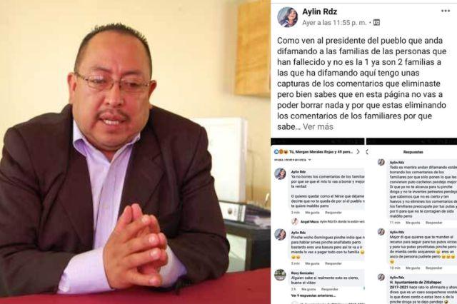 Familiares del fallecido en Zitlaltepec piden una disculpa publica