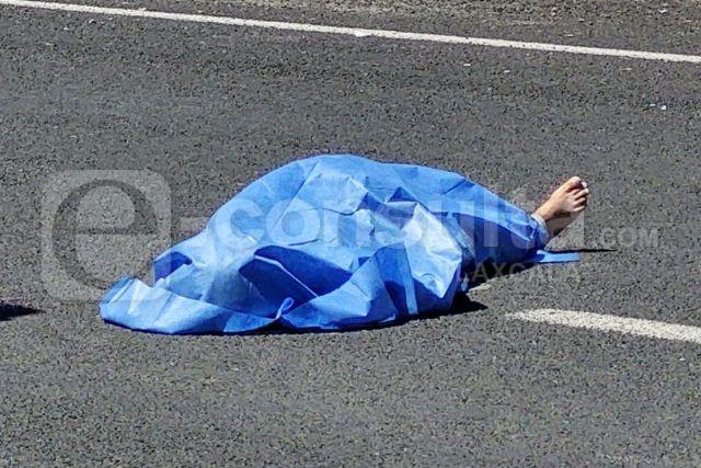 Muere mujer atropellada en el periférico