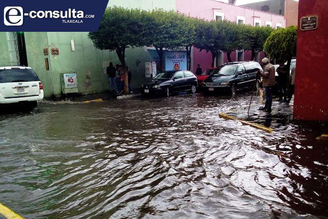 Se pronostican lluvias para Tlaxcala el día de hoy