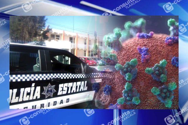 SSC reporta 2 policías contagiados de Covid; Ceresos se mantienen en ceros