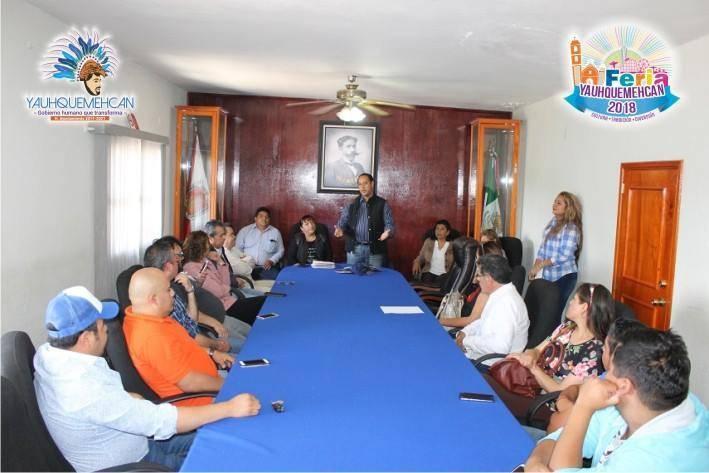 Alistan 5to Festival de Paellas en Yauhquemehcan
