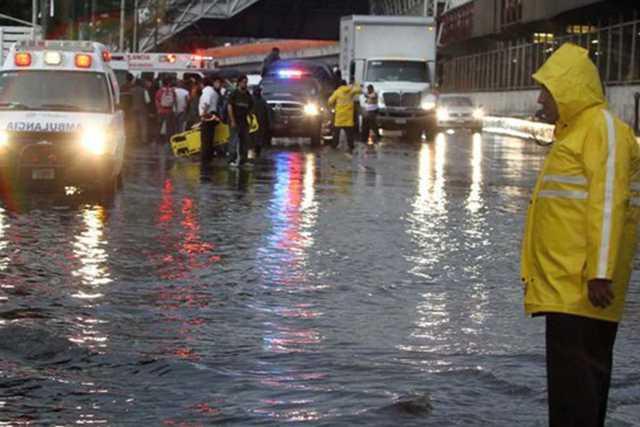 Se esperan lluvias cargadas con granizo y descargas eléctricas en Tlaxcala
