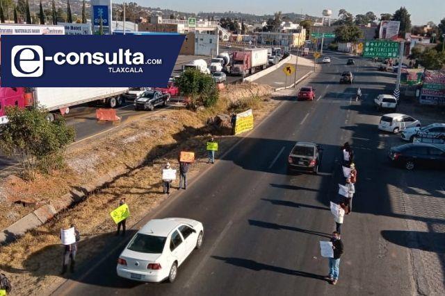 Manifestaciones sin efecto, Viaducto Apetatitlán se construirá