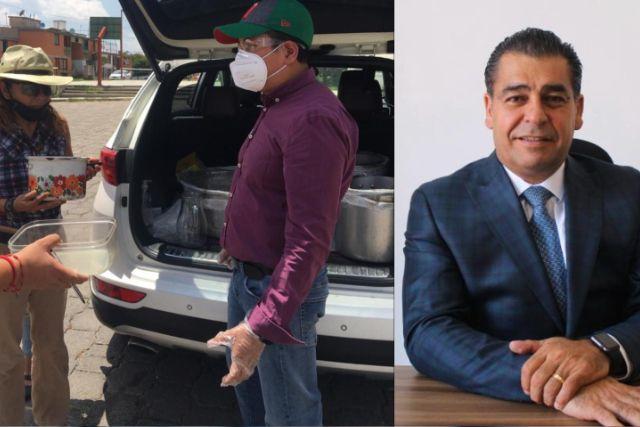 Pleito entre Vivanco y Chema por la sucesión presidencial de Huamantla