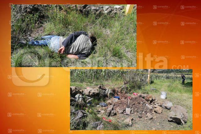 Frustra Policía Municipal de Tetla toma clandestina para el robo de combustible