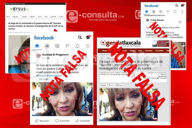 Dulce Silva a la guerra sucia contra Lorena Cuéllar