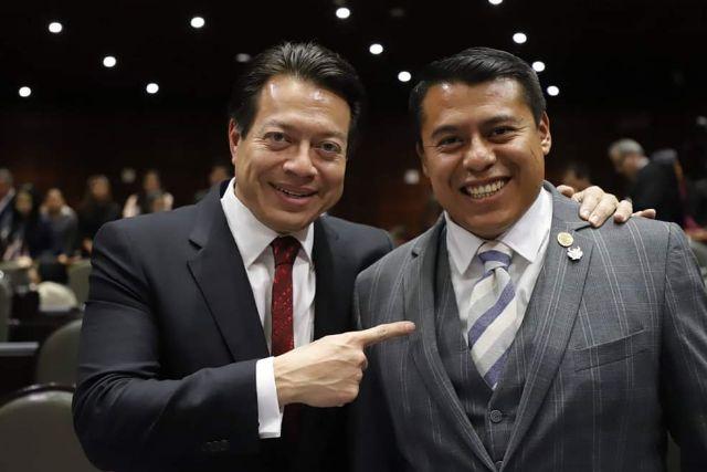 Terán a la JCCP y Morales al Comité de Administración del Congreso