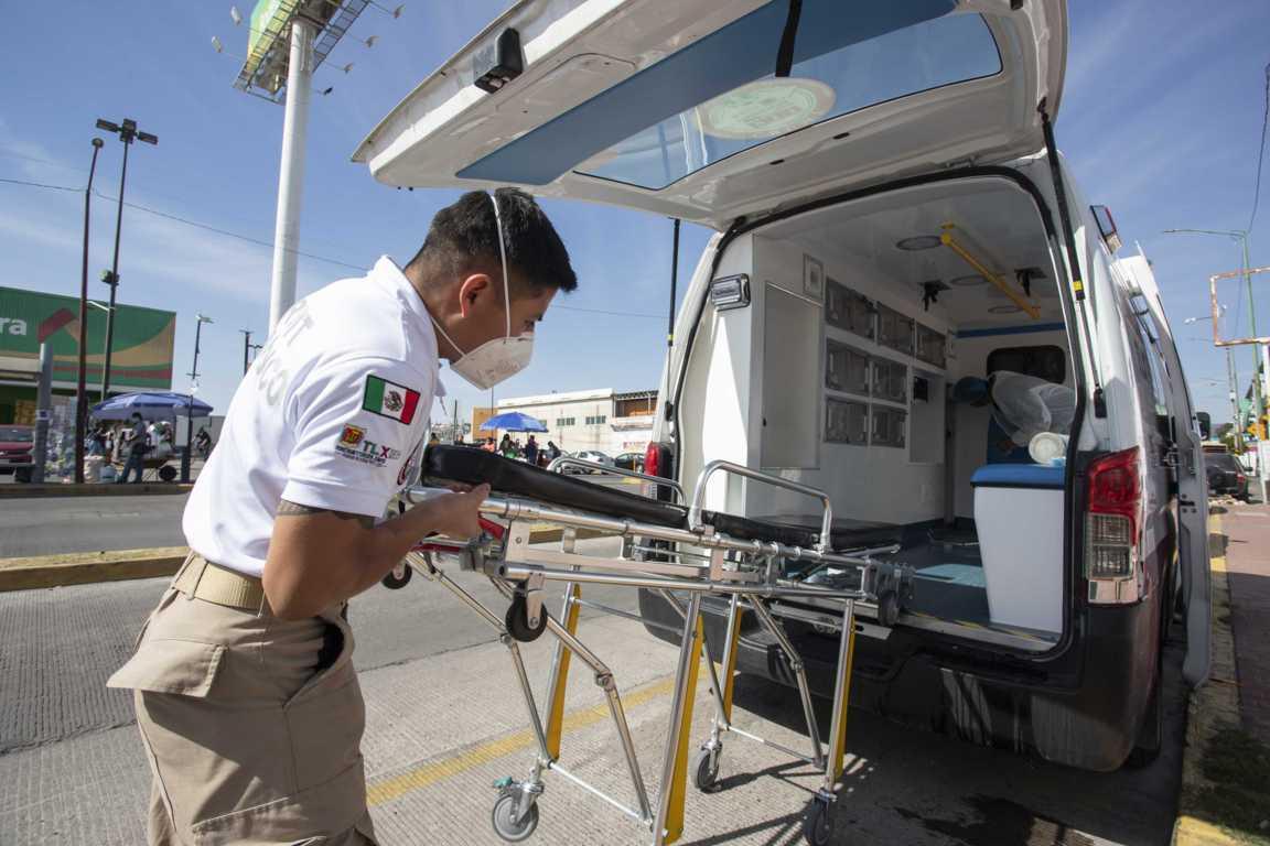 CRUMT apoya recorridos de vigilancia en vías de comunicación del estado durante Semana Santa