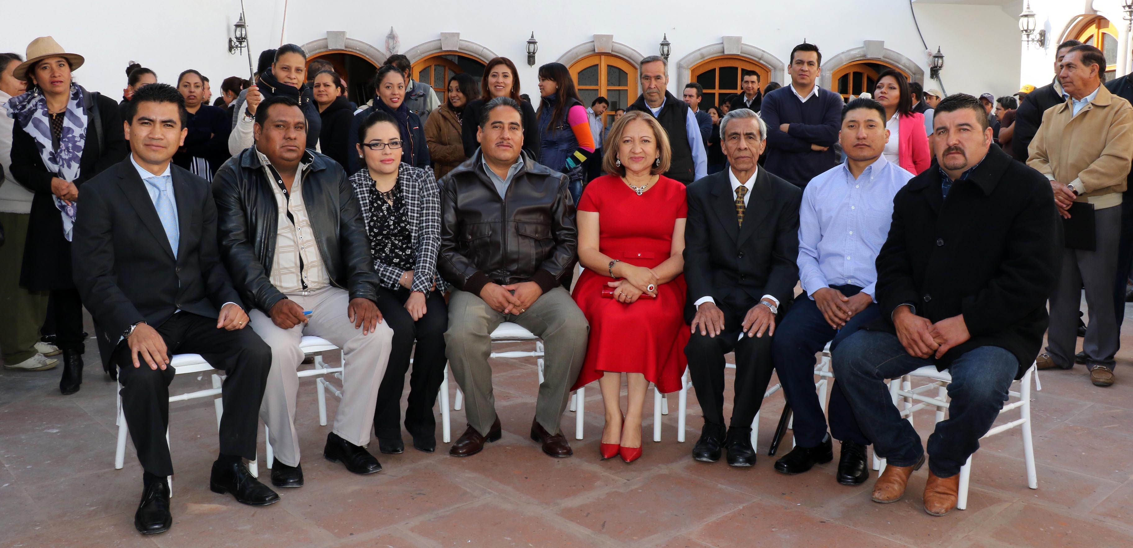 Aprueba Ayuntamiento de Texóloc ambicioso Plan Municipal de Desarrollo 2017-2021