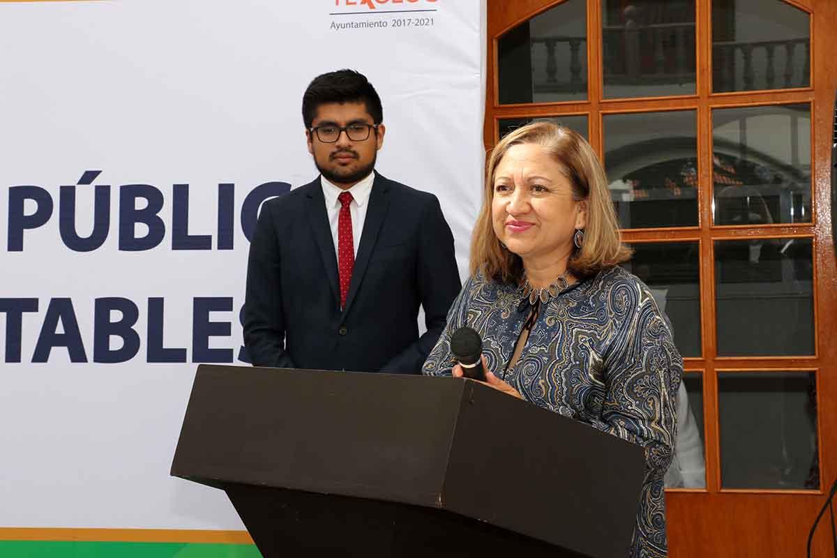 Presidenta de Texoloc no da prestaciones a policías, culpa al gobierno
