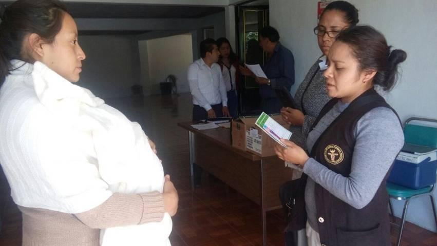 Ayuntamiento se suma a la 2da Semana Nacional de Salud
