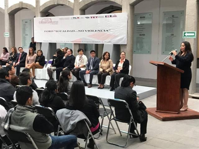 """Se inaugura el Foro """"Igualdad… No Violencia"""""""