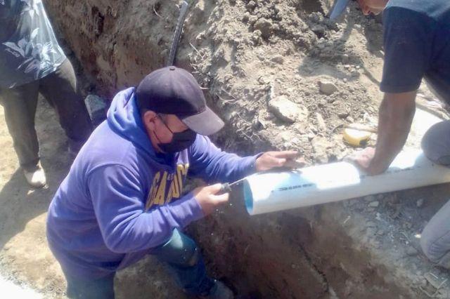 Detectan en rondines tomas clandestinas de agua en Xicohtzinco