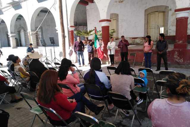 Todo un fracaso los eventos de la senadora Ana Lilia Rivera