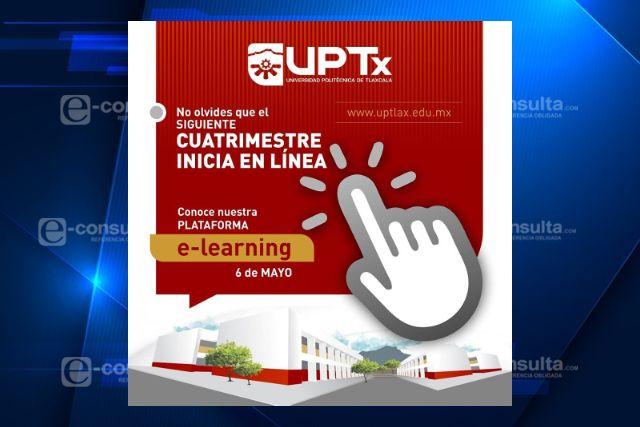 Alista UPTx regreso a clases en línea; iniciará cuatrimestre el miércoles 6 de mayo