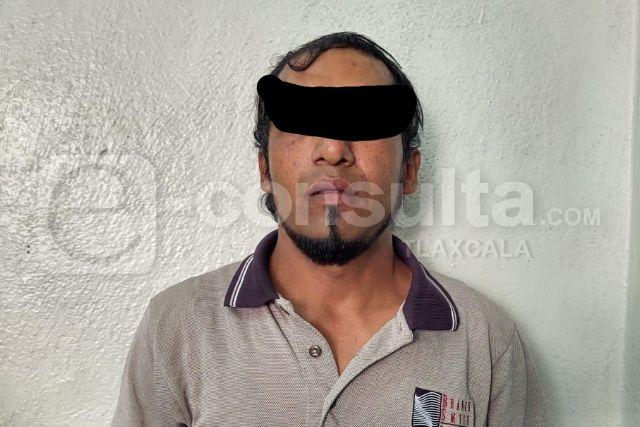 Acosador de menores es detenido en Chiautempan